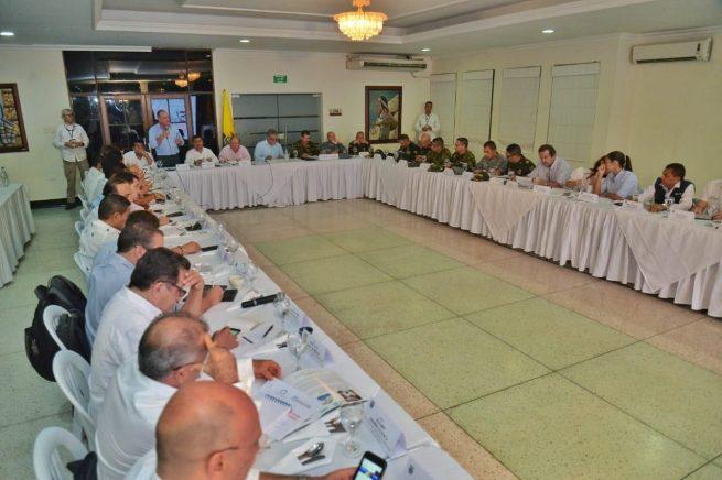 Implementarán plan de choque en Valledupar para combatir la inseguridad