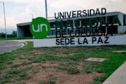 Estampilla Pro Universidad Nacional, sede la Paz, es Ley de la República