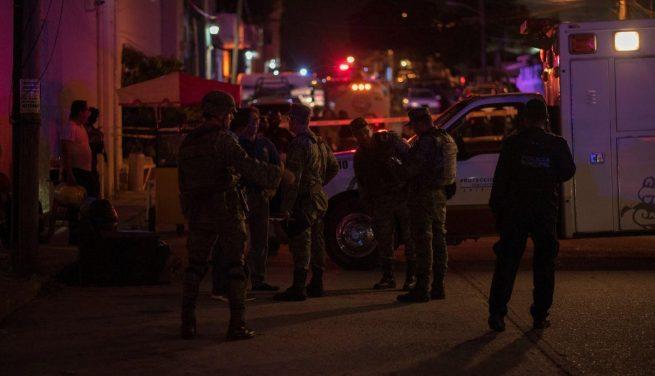 23 muertos por un incendio en México investigado como un