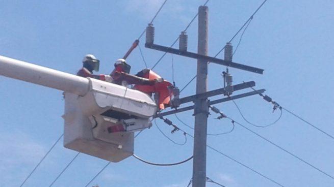 En Mariangola harán mantenimiento de redes de distribución; suspenderán el servicio de energía