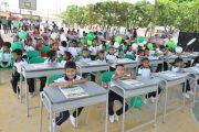 Más de 3 mil estudiantes del Cesar se benefician con la entrega de mobiliario escolar