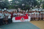 Estudiantes de Aguachica le dicen no a las drogas