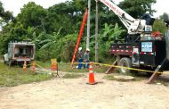 Electricaribe instaló postes y redes en Pailitas