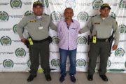 Hombre capturado en Valledupar deberá responder por cinco delitos