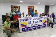 Mesa de seguimiento a los trabajos que se adelantan en las vías de La Guajira