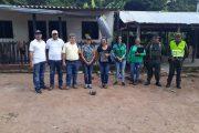 En zona rural de Valledupar, familia restituida transformará su predio con proyecto de ganadería
