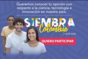 Siembra Colombia 2050 es pensar en el futuro del país