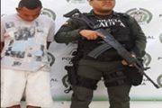 Gaula de la Policía asestó un duro golpe a extorsionistas en el Cesar