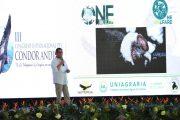 Una edición más, el Tercer Congreso Internacional de Cóndor Andino finaliza con éxito