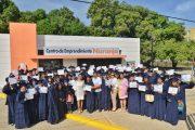 Graduada primera promoción del Centro de Emprendimiento Naranja