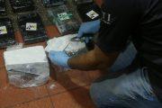 Encuentran bote pesquero con clorhidrato de cocaína, avaluada en $ 4 mil millones