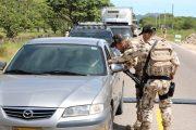"""En la vía Los Corazones, lanzan campaña """"Viaje seguro, su Ejército Nacional está en la vía"""""""