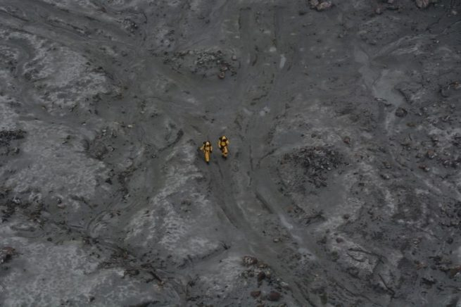 Aumenta a 21 el número de víctimas por la erupción del volcán de Nueva Zelanda
