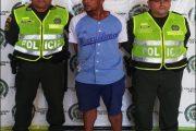 Tres presuntos homicidas capturados en Valledupar