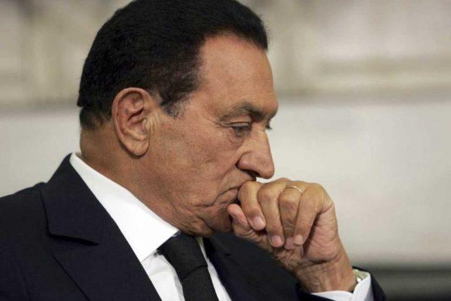 Muere a los 91 años expresidente egipcio Hosni Mubarak, derrocado en la revuelta de 2011