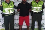 Capturado alias El Chiqui por homicidio agravado y porte de armas