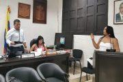 Personera de Valledupar encargada tomó posesión ante el Concejo Municipal