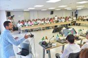 Seguridad ciudadana y Policía Metropolitana, temas trascendentales en cumbre de Alcaldes del Cesar