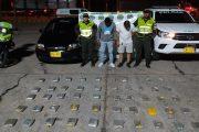 Contundentes golpe contra el narcotráfico en el cesar