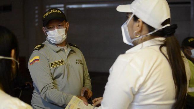 Adelantaron en Valledupar operativo contra ciudadana colombiana procedente de EE.UU. que violó protocolo de aislamiento por Covid-19