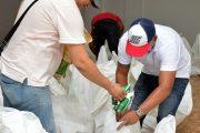 Gobernador Monsalvo, a través de las alcaldías coordina entrega de cien mil mercados para población vulnerable