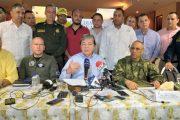 En Consejo de Seguridad, Mindefensa establece estrategia para atacar el delito en La Guajira