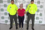 "Capturada mujer conocida como ""M3"" por tráfico de narcóticos"