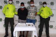 Capturadas dos personas en Chiriguaná dedicadas a la venta de estupefacientes
