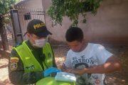 Un comparendo cada 5 minutos aplica la Policía en el Cesar por incumplir la cuarentena