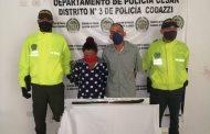 Hombre capturado en La Jagua de Ibirico tiene cinco anotaciones por distintos delitos