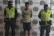 Capturado en Valledupar presunto homicida