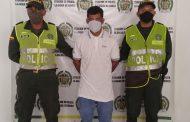 Capturado presunto homicida en zona rural de La Jagua de Ibirico (Cesar)