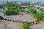 Los nuevos equipos de maquinaria que permitirán el desarrollo económico del Cesar