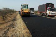 En el proyecto Santa Marta – Riohacha - Paraguachón reiniciaron actividades de mantenimiento