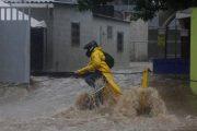 La tormenta Amanda deja 14 muertos en El Salvador