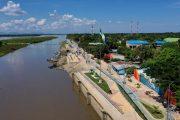 El compromiso para mejorar conectividad entre el caño Las Babillas y la Ciénaga Puerto Viejo
