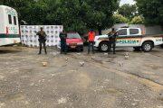 Capturados con 10 kilos de coca en el sur del cesar