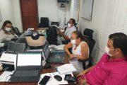 Puestos de Mando Unificado Virtuales, en municipios que registran más casos de Covid-19 en Cesar