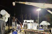 Recuperado 91 % de la demanda de energía eléctrica atendida desde la subestación Valledupar