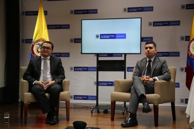 Minvivienda y el SGC firmaron convenio para apoyar la incorporación de la gestión del riesgo en los planes de ordenamiento territorial