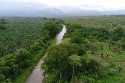 """Suspenden actividades de la firma """"Agregados Poponte E.U"""" en el río La Mula"""