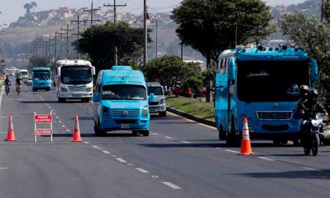Gobierno autoriza servicio de transporte terrestre en municipios sin afectación o con baja afectación del Covid-19