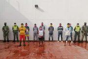 Nueve capturados por violación a medida sanitaria en Chiriguaná
