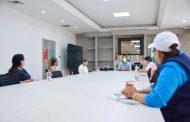 Alcalde de Valledupar establece hoja de ruta con restaurantes, iglesias y aeropuerto