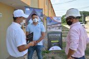 Comfacesar entregó las primeras viviendas en la Urbanización Arboleda