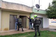 258 capturas por diferentes delitos en el Cesar durante agosto