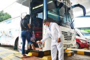 Con la nueva normalidad del país, la Terminal de Transportes de Valledupar opera las 24 horas