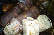 Ejército halló depósito ilegal con explosivos en zona rural de La Guajira