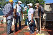 Huertas caseras en el corregimiento de San José de Oriente, una apuesta para un grupo de mujeres de la región