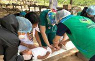 Icbf se fue de misión humanitaria hacia la Sierra Nevada de Santa Marta